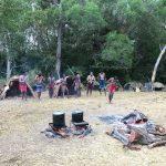 Mareeba men's camp - cultural activities
