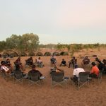 kowanyama Camping on Country - wellbeing yarn