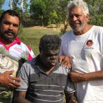 kowanyama Camping on Country - men's health
